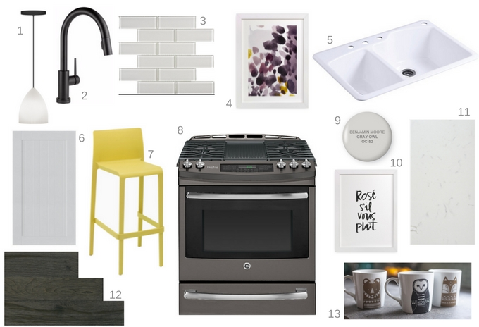 mommydo.com | #makeitslate dream kitchen