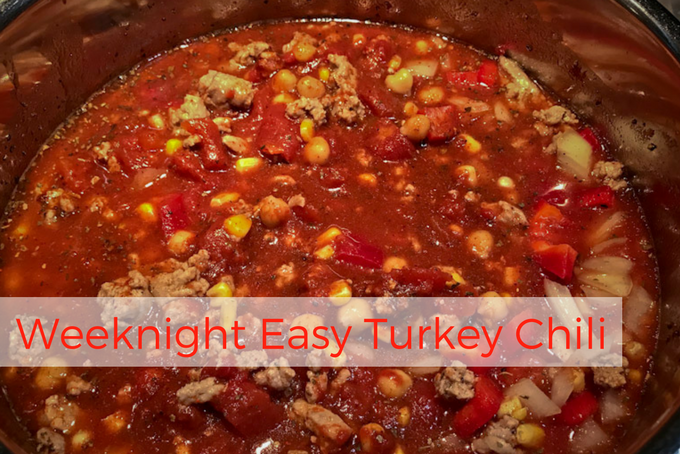 mommydo.com || Easy weeknight Turkey Chili