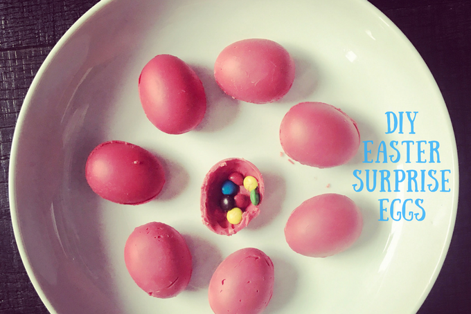 mommydo.com || DIY Easter Surprise Eggs
